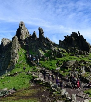 Ireland awaits Star Wars tourists at Skellig Michael, Details