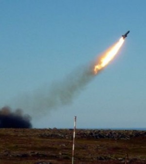 Russian Missile Hits Village After Failed Test Launch