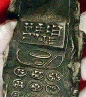 Archeologists discover 800-year-old 'alien mobile phone' in Austria