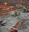 China arrests 11 for Shenzhen landslide, death toll reaches 12