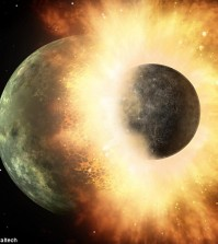 Scientists Discover Earth Is Actually Just Two Fused Planets