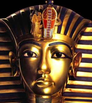 Researchers discovered King Tut's dagger came from outer space