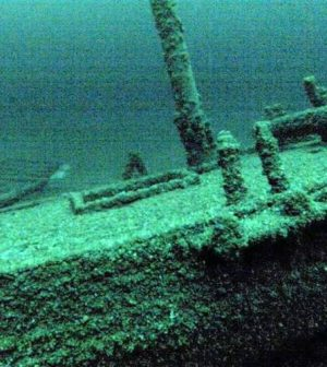 Great Lakes: Shipwreck from 1803 found