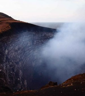 Masaya Volcano Is Going To Be Connected To The Internet