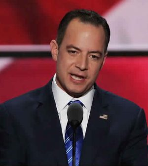 Reince Priebus: RNC Chairman Threatened to Pull Plug on Trump