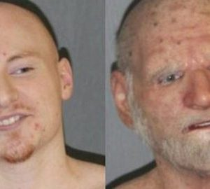 Shaun Miller: fugitive caught, despite wearing disguise