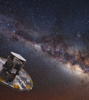 European Space Agency Probe Maps 1.15 Billion Stars
