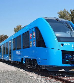 Germany: First Hydrogen Train To Go Into Service [Video]
