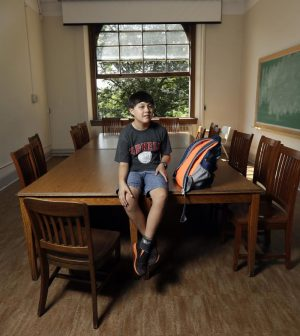 Jeremy Shuler: 12-year-old boy begins freshman year at Cornell