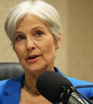 Jill Stein Stumps For Green Party in Wilkes-Barre