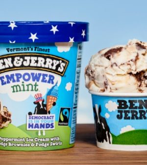 Blue Lives Matter Is Boycotting Ben & Jerry's, Report