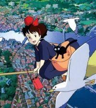 Gillian Anderson Joins Amazon/Studio Ghibli Anime Series