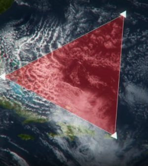 Hexagonal Clouds Caused Bermuda Triangle Mystery Events, Research