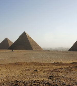 Mysterious chambers found in Great Pyramid of Giza