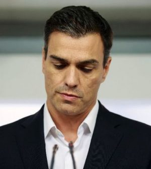 Pedro Sanchez: Spain's Socialist Party leader resigns after dispute