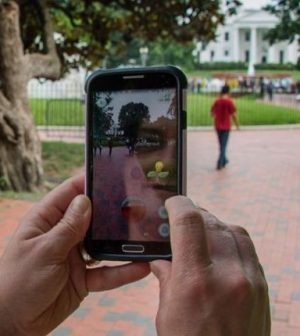 Pokemon Go: 144 billion steps taken in U.S, study estimates