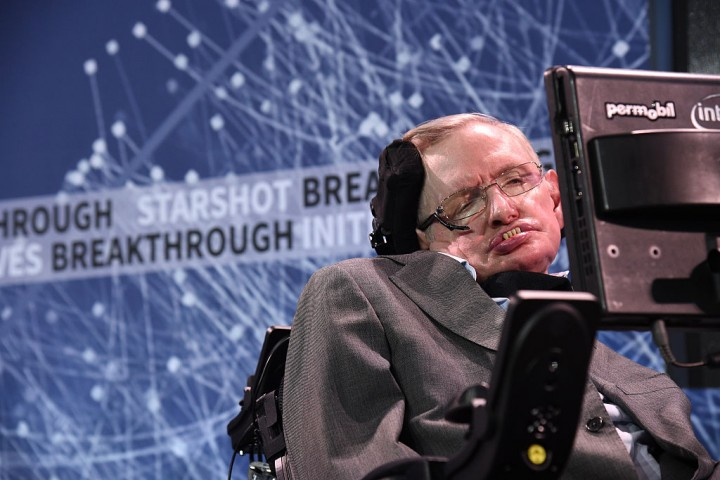 Stephen Hawking: Artificial Intelligence will be 'either best or worst thing' for humanity