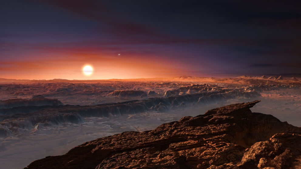 Australian telescope captures Earth-like planet