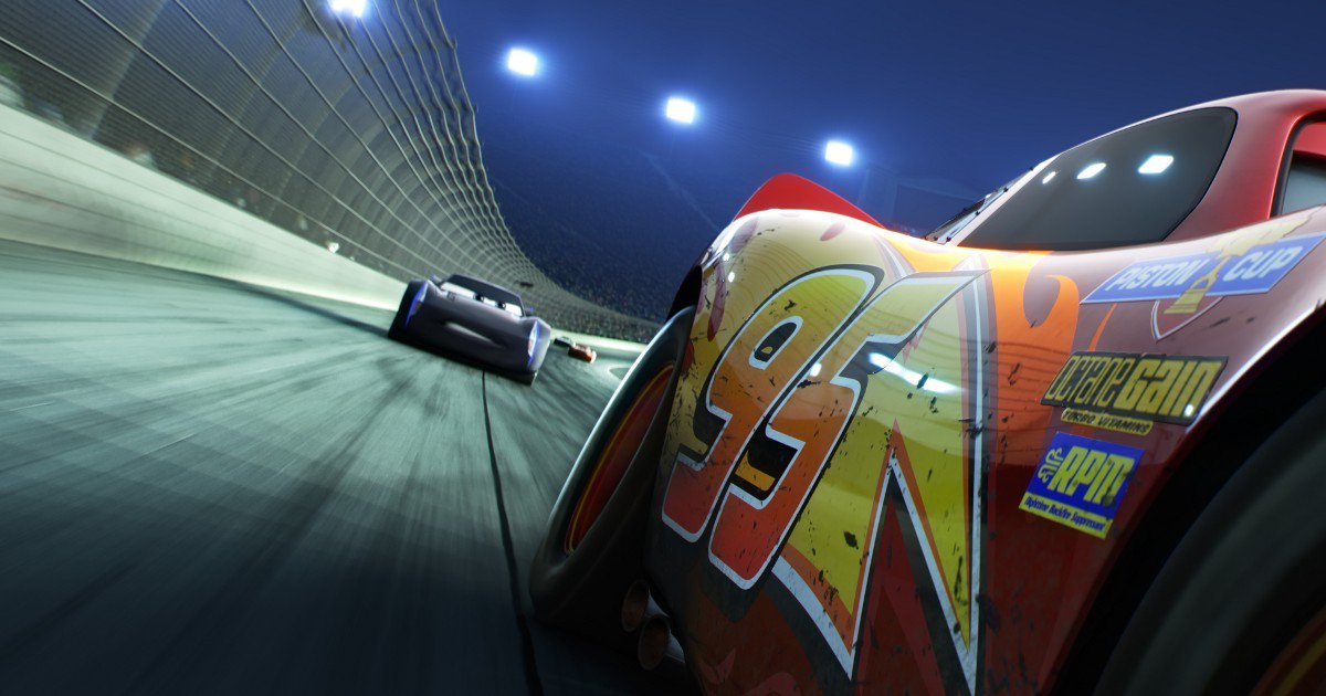 Cars 3 Teaser Trailer: Lightning McQueen Looks Destroyed In Fiery Crash (Watch First Teaser)