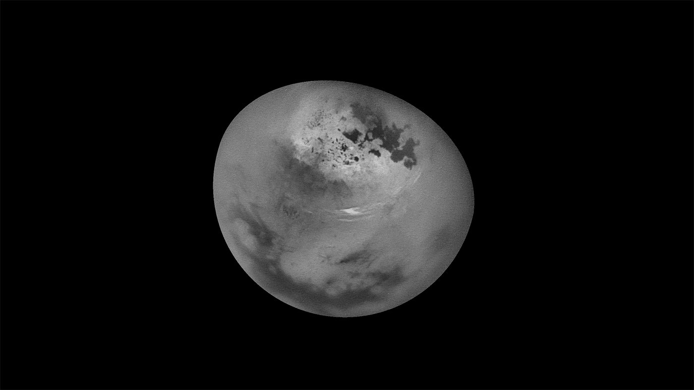 Cassini has been watching Titan's summer clouds (Video)