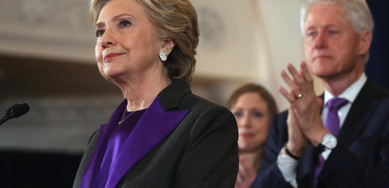 Hillary Clinton concession speech: The full transcript