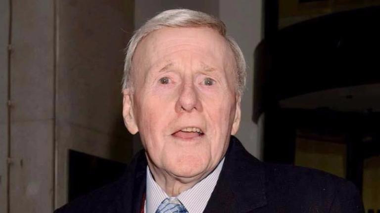 "Jimmy Young Dies ""peacefully at home"" aged 95, BBC confirms"