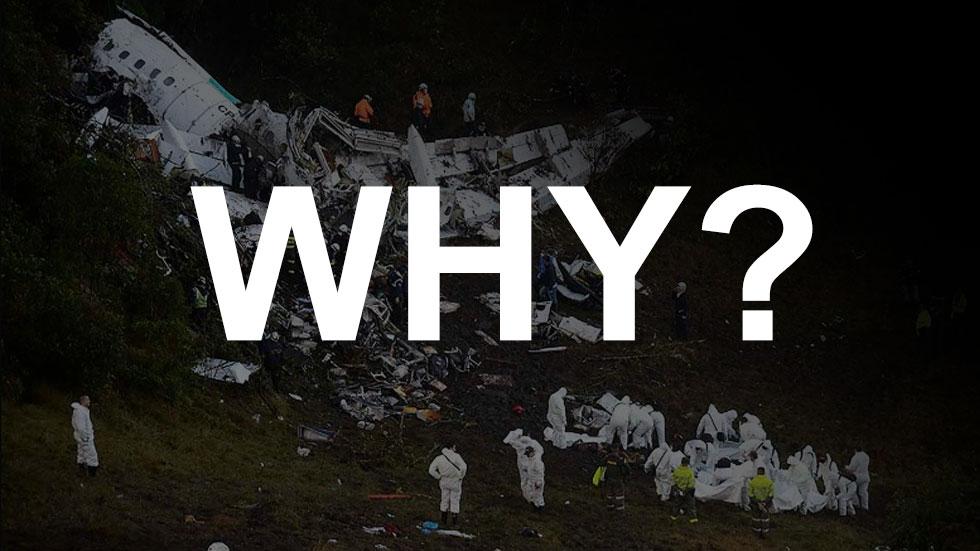 LaMia Flight 2933: fuel suspected in crash?