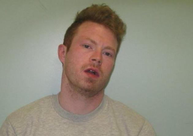 Matthew Baker captured after three days on the run