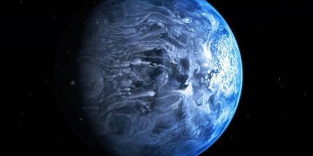 Nasa: Nightmare planet has the worst weather in the universe