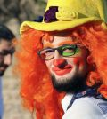 Anas al-Basha: Clown of Aleppo 'killed in Syrian or Russian air strike'
