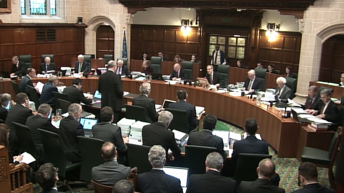 Brexit legal hearing: Britain's Supreme Court Hears Legal Challenge to 'Brexit'
