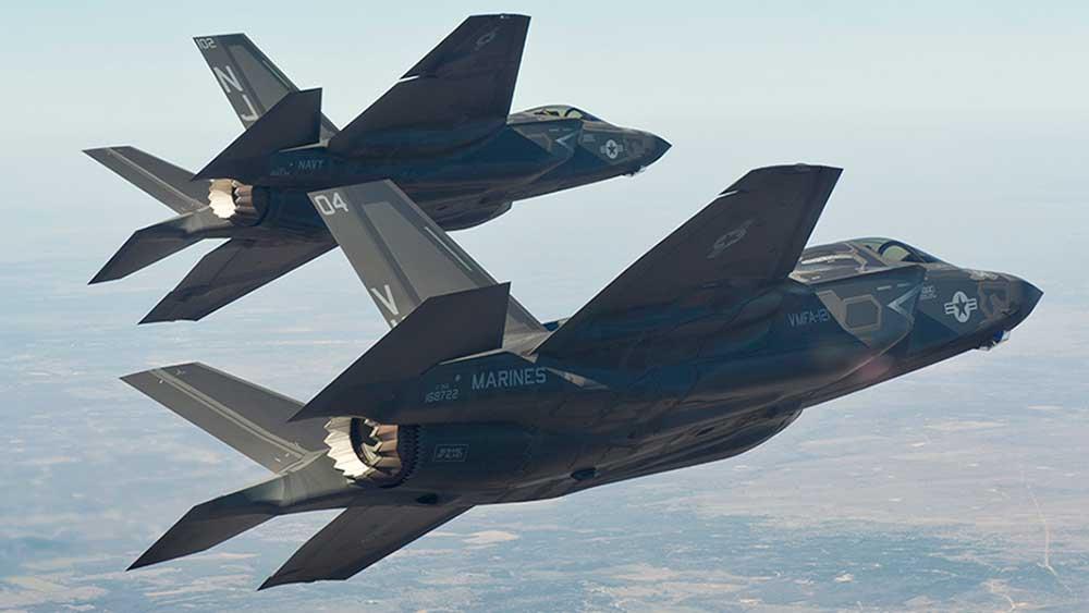 Donald Trump F-35 tweet slashes $2 billion off Lockheed Martin's stock
