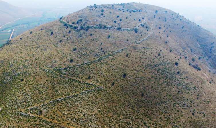 Lost Greek city dating back 2500 years discovered by researchers