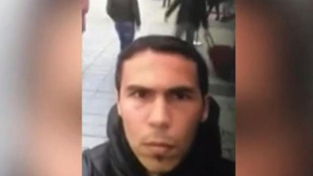 Istanbul Gunman: Video of suspected released as Isil claim nightclub attack