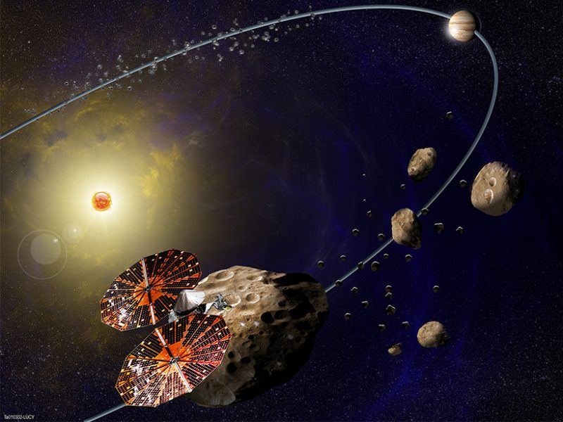 NASA announces new missions for study of asteroids