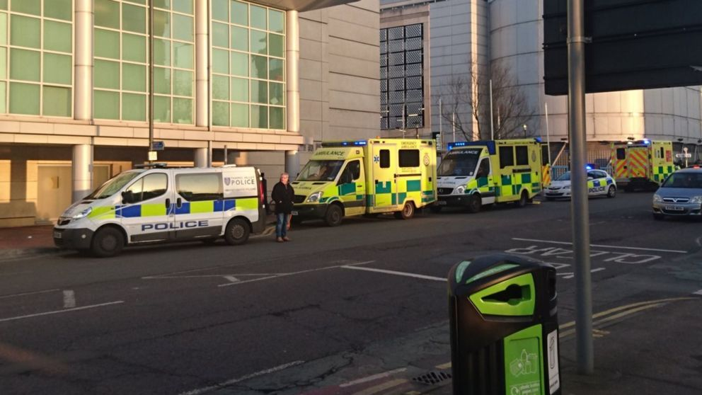 Boy Dies In Topshop: Killed by falling furniture' at Reading shopping centre The Oracle