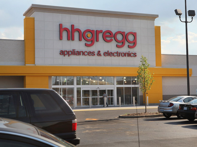 HHGregg May File For Bankruptcy Next Month: Details
