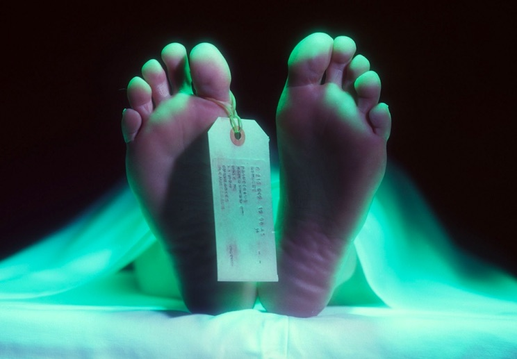 Indian teenager wakes up headed to own funeral