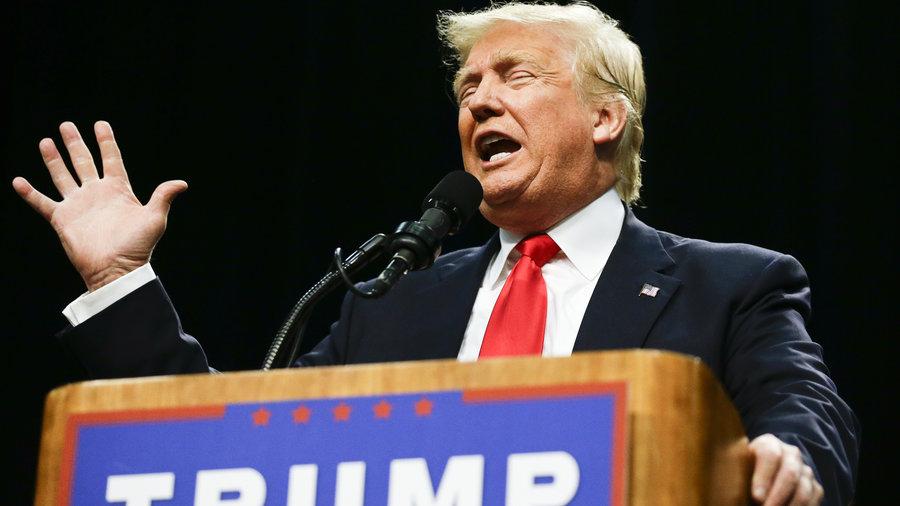 Trump attacks judge who blocked visa ban, Report