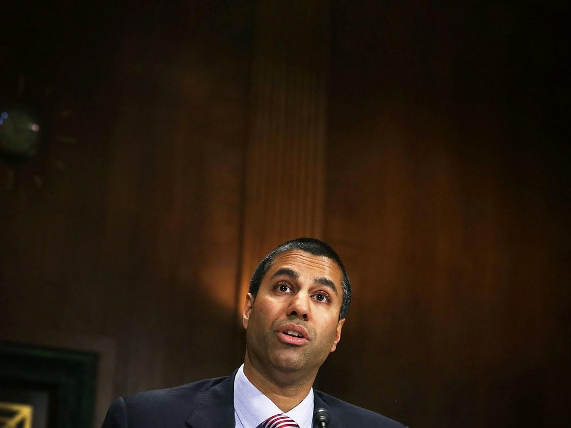 Ajit Pai: FCC chairman says net neutrality was a mistake