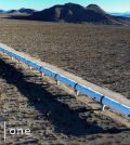 First pics of 500mph 'Hyperloop One' test track (Watch)