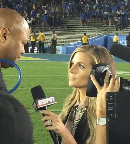 Sam Ponder could be next host of 'Sunday NFL Countdown' (Details)