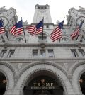 Wine Bar Owners Sue Trump for Unfair Competition Over DC Hotel