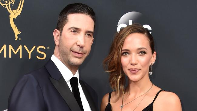 David Schwimmer and wife Zoe Buckman are on a break, Report