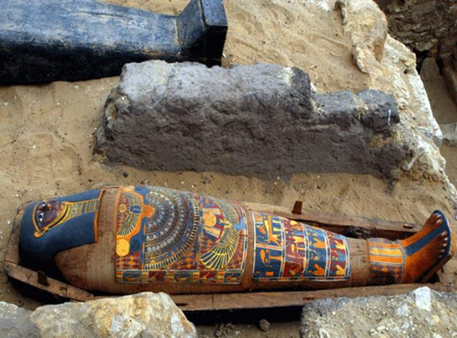 Egypt Discovers 3,000 Year Old Tomb near ancient city of Luxor