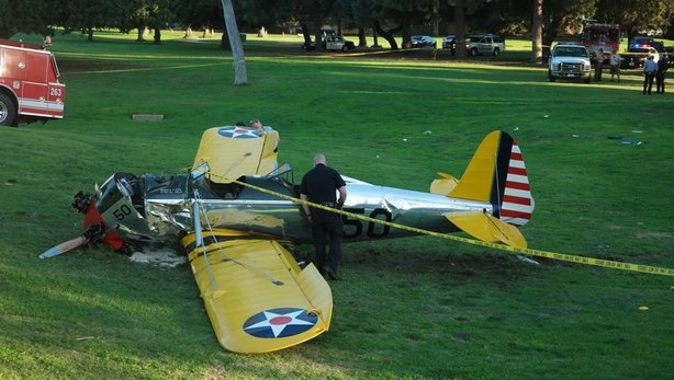 Harrison Ford: No Fine For Actor After Airplane Incident