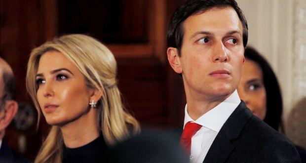 Jared and Ivanka billionaires