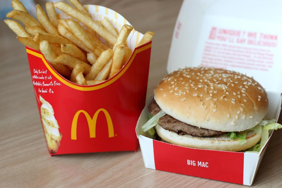 McDonald's home delivery is set to be tested in the UK this June (Details)