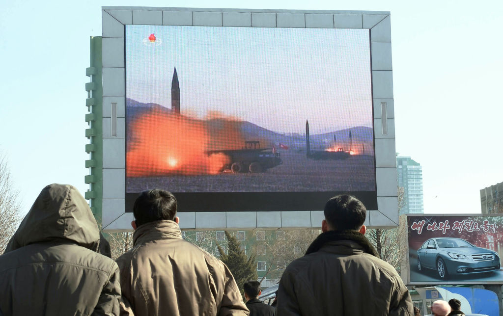 US May Launch Strike On NK If Nuclear Test Is Imminent