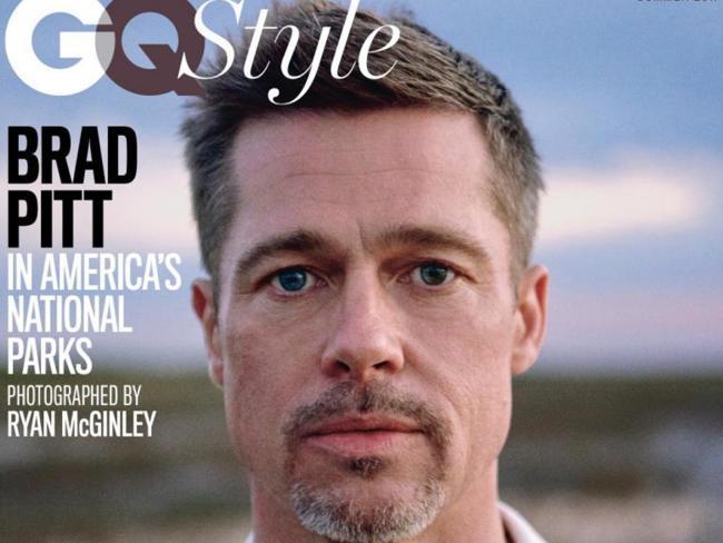 Brad Pitt's GQ photo shoot mocked mercilessly (Picture)